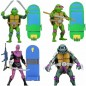 NECA TMNT Turtles In Time Set of 4 Action Figures