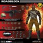 Mezco One:12 Collective G.I. Joe Roadblock 1/12 Scale Action Figure