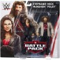 WWE Series 49 Battle Pack Stephanie McMahon & Mick Foley