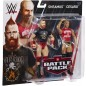 WWE Series 49 Battle Pack The Bar Sheamus & Cesaro