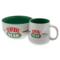 Friends Central Perk Cup and Bowl Breakfast Set