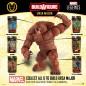 Marvel Legends Darkstar ( Ursa Major BAF )