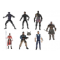 Marvel Legends Black Panther onda 2 Set de 6 M'Baku construir una figura