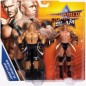 WWE Summerslam Battle Pack Brock Lesnar Vs Randy Orton