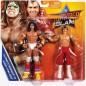 WWE Summerslam Battle Pack Ultimate Warrior Vs Honky Tonk Man