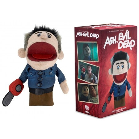 NECA Ash Vs The Evil Dead Ashy Slashy Prop Replica