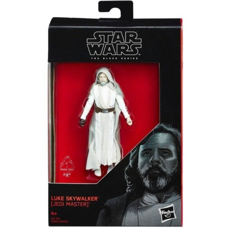 Star Wars Black Series 3.75 Inch Luke Skywalker TLJ