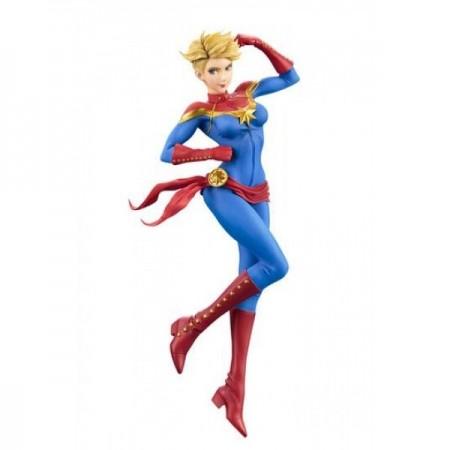 Marvel Bishoujo Captain Marvel Statue