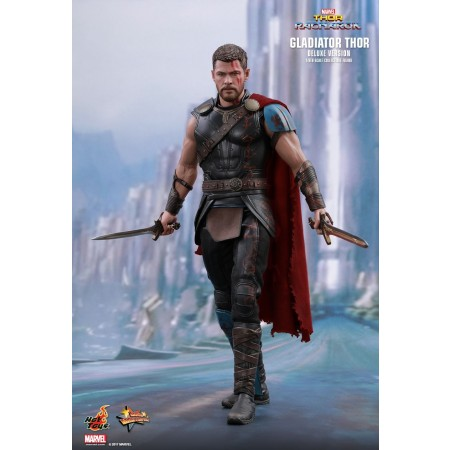 Hot Toys 1:6 Gladiator Thor - Deluxe Version - Thor Ragnarok