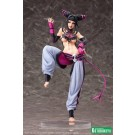 Bishoujo Street Fighter Juri 1/7 Scale Statue
