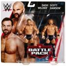 WWE Battle Pack Series 51 Dawson & Wilder