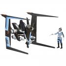 Star Wars Force Link Canto Bight Speeder & Police Officer