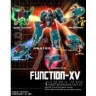 Fansproject Function X-V M.A.D.L.A.W ( Quickswitch ) Madlaw