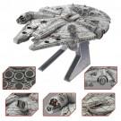 Hot Wheels Star Wars ROTJ Millennium Falcon Die-Cast Vehicle