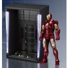 S.H Figuarts Iron Man Mark VII & Hall Of Armour Set