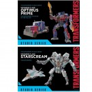 Transformers Studio Series Voyager Wave 1 Set of 2 Optimus & Starscream