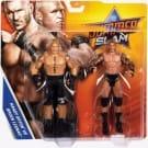 WWE Summerslam Battle Pack Brock Lesnar Vs Randy Orton