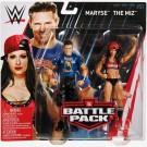 WWE Battle Pack Series 51 Miz & Maryse ( Cena & Nikki )