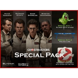 Blitzway Ghostbusters Special Pack Inc Slimer