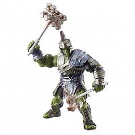 Marvel Legends Best Of Thor Ragnarok Set of 7 With Hulk BAF