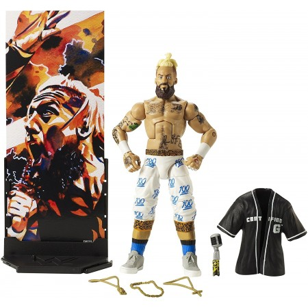 WWE Elite Series 55 Enzo Amore