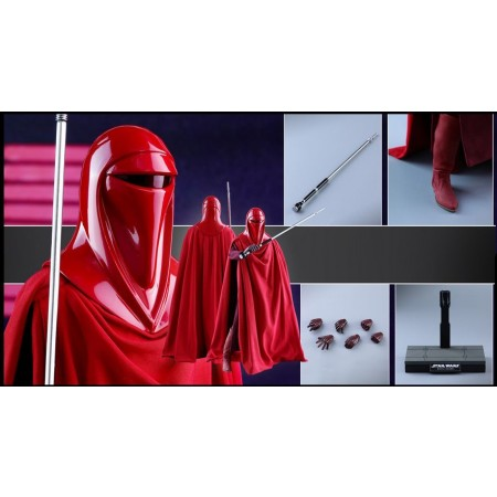 Hot Toys Return Of The Jedi Royal Guard 1/6th Scale Figure