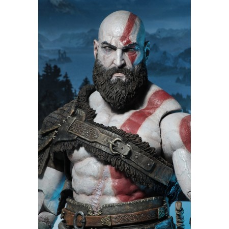 NECA 1/4 Scale God Of War Kratos