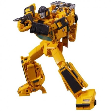 Transformers MP-39 Masterpiece Sunstreaker