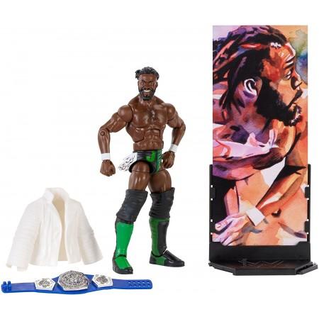 WWE Elite Series 54 Rich Swann & Cruiserweight Title