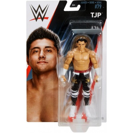 WWE Basic Series 79 TJP TJ Perkins