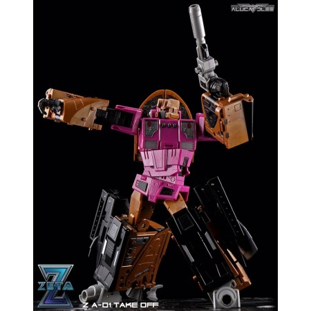 Zeta Toys A-01 Take Off