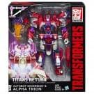 Transformers Titans Return Voyager Alpha Trion