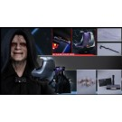 Hot Toys Return Of The Jedi Deluxe Emperor Palpatine 1/6th Scale Figure
