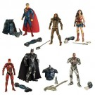 Justice League Movie Multiverse 6-inch Action Figure Set of 6