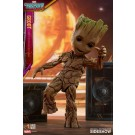 Hot Toys LIFE SIZE Baby Groot with Speakers Figure