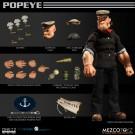 Mezco One:12 Collective Popeye