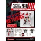 Perfect Effect PC-05 Combiner Upgrade G1 Version