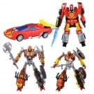 Transformers Platinum Planet Of Junk Clash 3 Pack