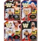 WWE Retro Series 3 Set of 4 AJ, Goldberg, Seth & Dean