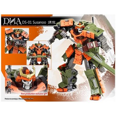 DNA diseño DS-01 Susanoo