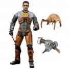 Figura de acción de 7 pulgadas NECA Half Life Gordon Freeman