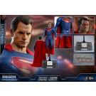 Figura de acción de escala 1/6 Hot Toys Superman de la Liga de justicia