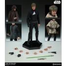 Figura de Sideshow Star Wars Luke Skywalker Deluxe sexta escala