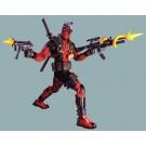Figura de acción NECA 1/4 escala Ultimate Deadpool