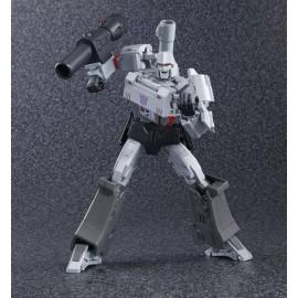 MP-36 obra maestra Megatron de Transformers